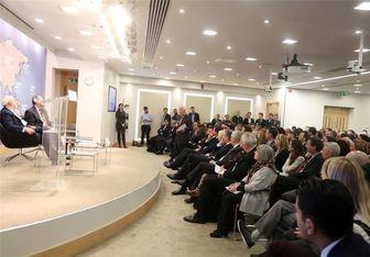سخنگوی فارسی زبان آمریکا در سخنرانی ظریف+عکس