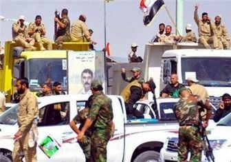 آزادسازی الرمادی تا پیش از عید فطر
