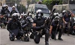 تدابیر شدید امنیتی در آستانه تظاهرات اخوان