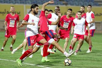 برنامه تمرینات تیم فوتبال پرسپولیس مشخص شد
