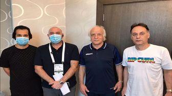 نمایندگان AFC به استقلال قول همکاری دادند