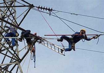 قطعیهای احتمالی برق تهران روی نقشه+عکس