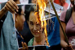 اتهامات جدیدی علیه «آنگ سان سو چی»