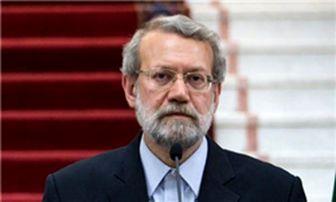 لاریجانی انتخاب رئیسجمهور لبنان را تبریک گفت
