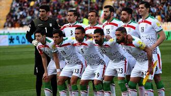 ترکیب احتمالی ایران مقابل ونزوئلا
