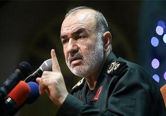 سردار سلامی: پاسخ ایران به هر تهدیدی سخت خواهد بود