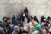 جمع آوری و نگهداری ۷ هزار معتاد متجاهر در تهران