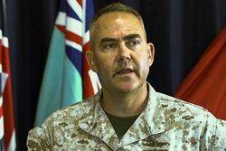 فرمانده نظامی آمریکا در استرالیا برکنار شد