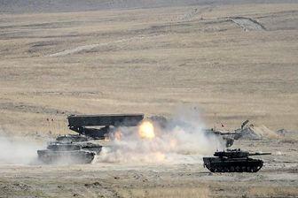حمله موشکی پ ک ک به ارتش ترکیه