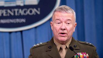 ورود فرمانده ترویستهای آمریکایی به شمال سوریه