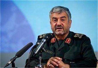 پیام تسلیت فرماندهسپاه به خانواده شهید مدافع حرم