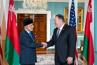 تاکید بر ادامه همکاری درباره یمن دردیدار وزرای خارجه آمریکا و عمان