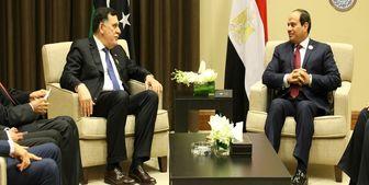 هیأتی از دولت وفاق ملی لیبی به مصر میرود