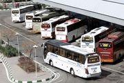 تردد اتوبوس ها با 40درصد ظرفیت