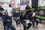 محفل انس با قرآن در گرمخانههای تهران/گزارش تصویری