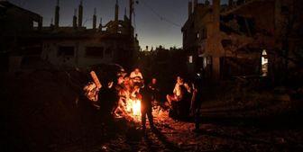 سومین هفته جنایت کثیف صهیونیستها در غزه