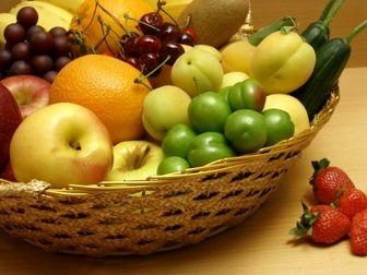 بازار میوه رونق گرفت
