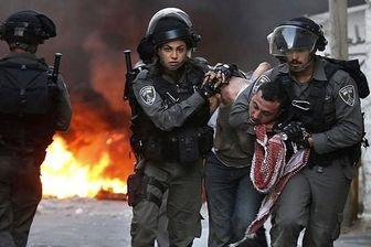 بازداشت ۱۰ فلسطینی در قدس و کرانه باختری