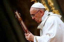 خطابه ای که پاپ به مناسب کریسمس خواند