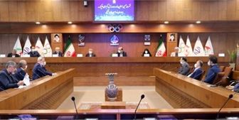برگزاری نشست مسئولین وزارت ورزش با روسای فدراسیونهای المپیکی