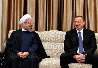 "روحانی به ""الهام علیاف"" تبریک گفت"