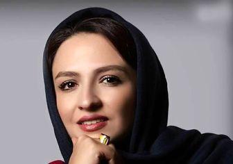 تیپ ساده  و زیبای گلاره عباسی در آخرین روز از جشنواره فیلم فجر 39+ عکس