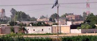 حمله مرگبار داعش و پرچم افراشته آن در کوبانی + فیلم