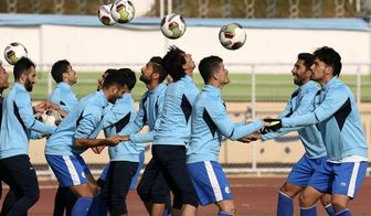 AFC تمرین استقلال را باز کرد!