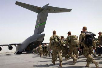 تحرکات نیروهای آمریکایی در پایگاه حریر عراق