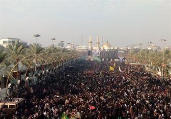 """استقبال توییتریها از بزرگترین راهپیمایی جهان با هشتگ """"حب الحسین یجمعنا"""""""