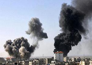 وقوع انفجاری انتحاری در لاذقیه