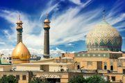 حال و هوای حرم حضرت عبدالعظیم (ع) در شب میلاد/ گزارش تصویری