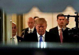 ترامپ، دلیل استعفای سفیر سابق آمریکا بود