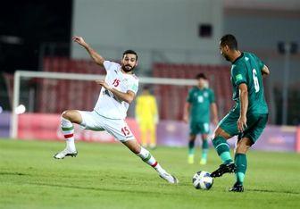 روحیه بالای عراق برای بازی با تیم ملی ایران