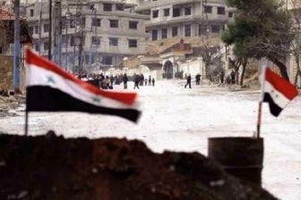 هلاکت دهها عنصر تکفیری در حومه دمشق