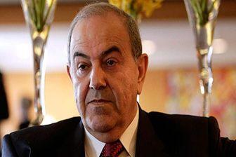 ایاد علاوی: تحریم های ضد ایرانی تاثیرات عمیق بر عراق می گذارد