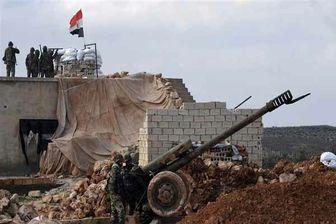 تروریستهای سوری در تلاش برای حمله شیمیایی به ادلب