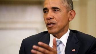 واکنش اوباما به اعمال خشونت بار معترضان در محوطه کنگره