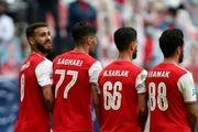 پخش زنده فوتبال تیم های پرسپولیس - فولاد