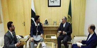 تاکید بر تقویت روابط دوجانبه تهران-اسلامآباد