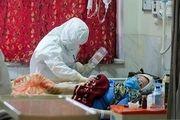 بهبودی پیر زن ۱۰۲ ساله زنجانی مبتلا به کرونا