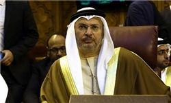 واکنش امارات به اقدام قطر در درخواست کمک از ترکیه