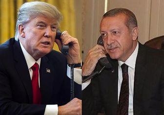 رایزنی اردوغان و ترامپ درباره لیبی