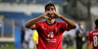 بازیکنان ایرانی در جمع بهترین های لیگ قهرمانان آسیا+ عکس