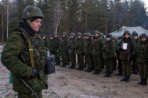 آماده باش ارتش سوئد برای جنگ با روسیه