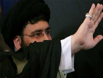 سید علی خمینی روز پنج شنبه در شهر قم بوده اند