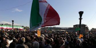 مردم تهران انزجار خود را از اصحاب فتنه ابراز داشتند