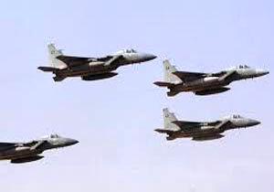 تامین امنیت جاده بغداد-کربلا توسط جنگندههای عراقی