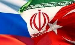 پوتین در پی ائتلاف با ایران و ترکیه