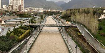 لایروبی و پاکسازی 6 کانال و رودخانه بزرگ در تهران